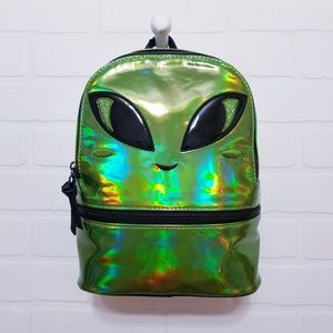 Out of this world Alien Backpack